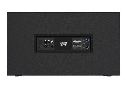 RSX18 有源次低频音箱